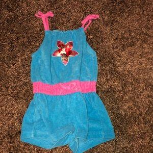 Toddler Swim Suit cover